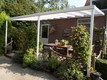 Bruynzeel aluminium veranda terrasoverkapping carport